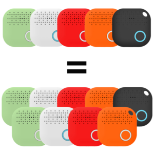 iTrack2 Bluetooth Tracker 9 for 5